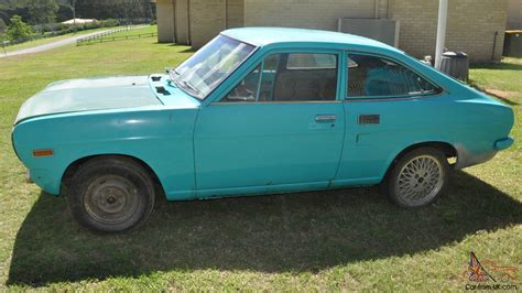 Datsun 1200 Coupe Sale by 1973 Datsun 1200 Coupe Rolling Shell
