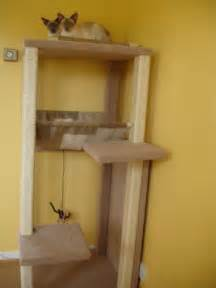 how to make a cat tree how to make a cat scratching post siamese cats and kittens