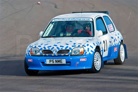 Bonzer Photos | Rally Cars | Nissan Micra - Abi Mahmood