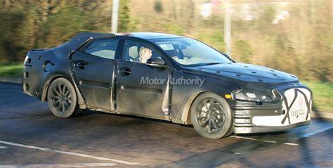 image  jaguar xj spy shots size    type