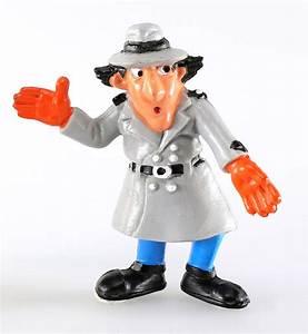 inspector gadget inspector gadget 7 cm pvc figure p