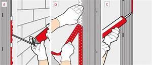 Pose Porte D Entrée : pose porte d 39 entr e simple pratique en 7 pas ~ Melissatoandfro.com Idées de Décoration