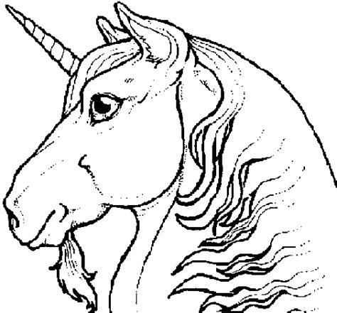 sta e colora unicorno disegno di testa di unicorno da colorare acolore
