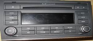 Radio Audi Concert : audi concert radio neuwertig biete audi ~ Kayakingforconservation.com Haus und Dekorationen