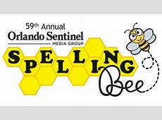 Live 2018 Orlando Sentinel spelling bee Orlando Sentinel