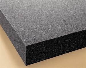 Plaque Mousse Polyuréthane : mousses acoustiques ~ Melissatoandfro.com Idées de Décoration