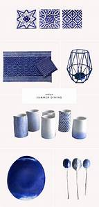 Indigo Summer Dining etsy finds entertaining garden