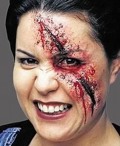 Zombie Schminken Bilder : halloween gruselige party deko und schaurige verkleidung tipps ~ Frokenaadalensverden.com Haus und Dekorationen
