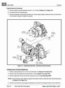 Bobcat 2100  2100s Utility Vehicle Service Manual Pdf