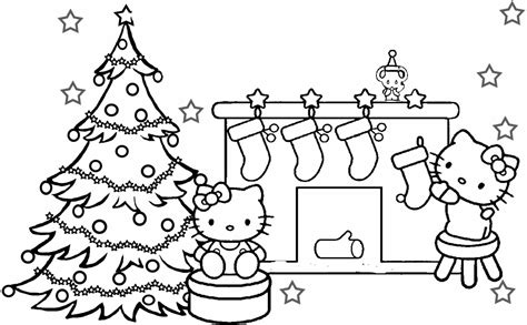 christmas coloring pages  kids printable coloring home