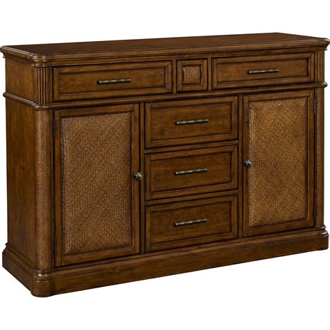 broyhill furniture amalie bay    drawer sideboard
