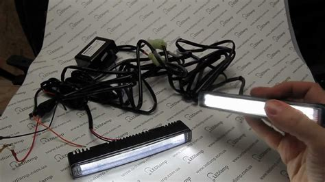 drl philips light guide 6w