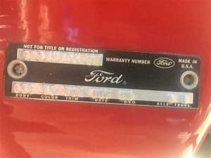 1969 Ford Mustang - Mach 1  Manual 351w  For Sale