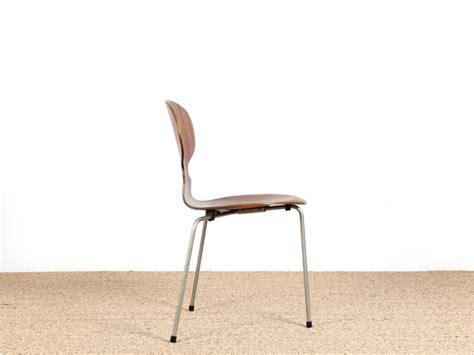 chaise fourmi chaise fourmi en palissandre de galerie møbler