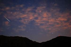 Beautiful Night Sky With Shooting Stars | www.pixshark.com ...