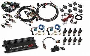 Holley Hp Efi With Mallory 42 Series Distributor And At