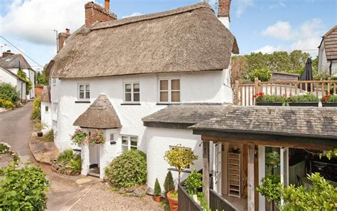Fairytale Thatched Cottages For Sale Telegraph