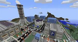 Tekkit Nuclear Power Plant V2 Minecraft Project