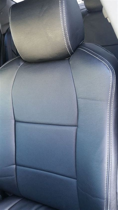Acura Tsx Seat Covers by Acura Tsx Cu2 Clazzio Custom Seat Covers 2009 2014