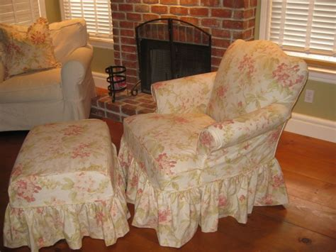 shabby chic slipcovers for wingback chairs there are many stores with the model of the shabby chic slipcover for the wingback chairs