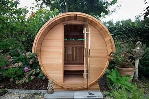 infrared sauna barrel outdoor dr kern