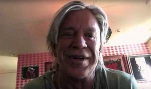 Mickey Rourke Training For New Fight In California, at 64 ...