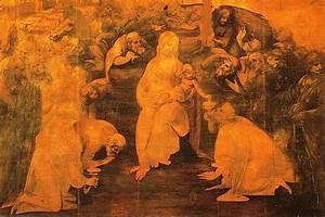 La Adoración de los Magos de Leonardo da Vinci podrá verse a finales de 2015 Red Historia
