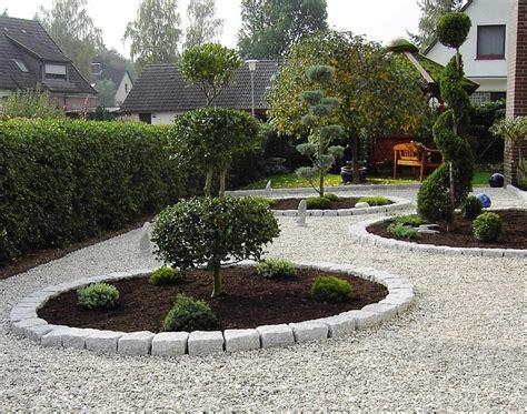 Steine Im Vorgarten by Gartengestaltung F 252 R Vorg 228 Rten Gartengestaltung Beispiele