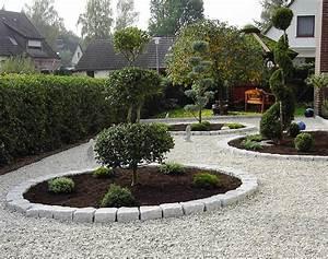 Gartengestaltung Sichtschutz Beispiele : gartengestaltung f r vorg rten gartengestaltung beispiele ~ Lizthompson.info Haus und Dekorationen