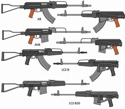 Weapon Assault Russian Rifles Deviantart Rifle Baryshev