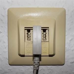 Telefonkabel Als Netzwerkkabel : erste tae auswechseln 8 adriges telefonkabel als lan ~ Watch28wear.com Haus und Dekorationen