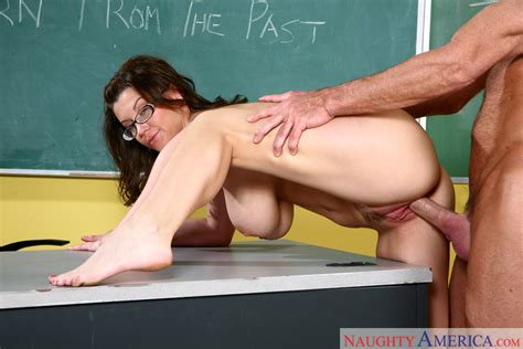 Sara Stone Fucking In The Classroom With Her Big Tits