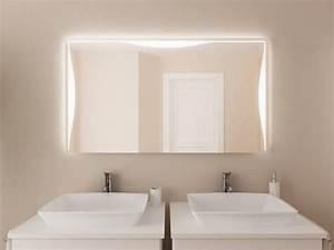 Badspiegel Mit Led Beleuchtung : badspiegel mit led beleuchtung santa rosa ~ Buech-reservation.com Haus und Dekorationen