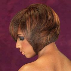 haircuts for bob hairstyles for black back view hair 2747