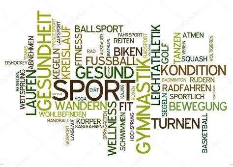 sport body stockfoto