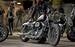 Wallpapers 2015 Harley Davidson Iron 883 - Wallpaper Cave