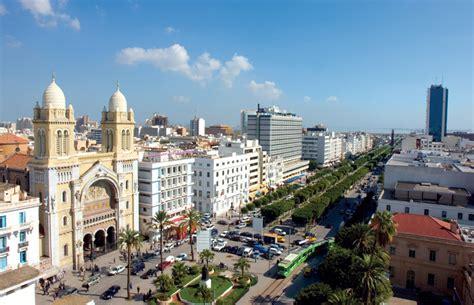 Canada Visa Application Centre in Tunis, Tunisia - Embassy ...