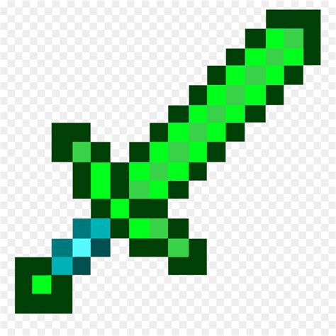 minecraft pocket edition diamond sword video game