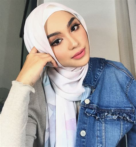 pin  beautiful hijabshawlscarfniqabkhimar