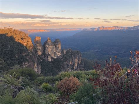 spot cakep  blue mountains buat   day trip