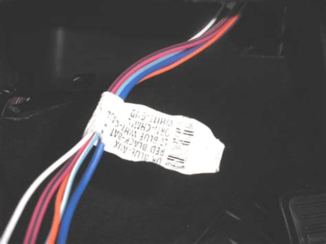 wire brake control   gmc hd duramax