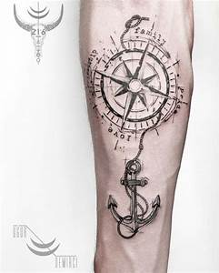 Tattoo Kompass Anker : 25 trending nautical compass tattoo ideas on pinterest mens compass tattoo compass rose ~ Frokenaadalensverden.com Haus und Dekorationen