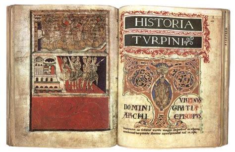 le vol du codex calixtinus blesse lespagne la chretiente