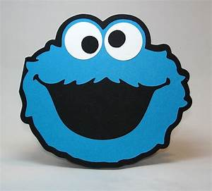 Baby Cookie Monster Clip Art | www.imgkid.com - The Image ...