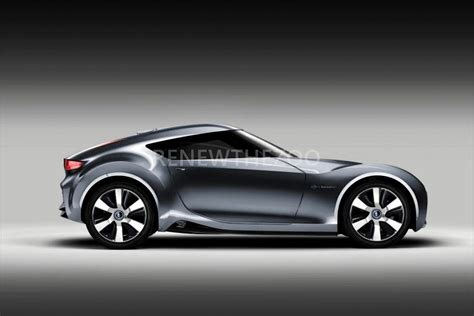 2019 Nissan Z Coupe First Look