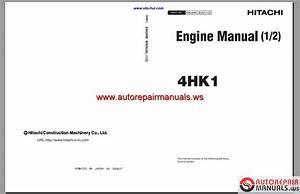 Keygen Autorepairmanuals Ws  Hitachi Engine Manual 4hk1