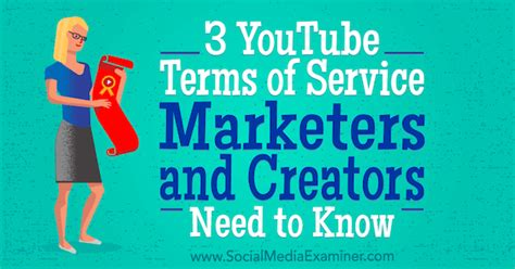 Creator Services by 3 Terms Of Service Marketers And Creators Need To