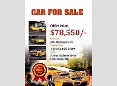 Car for Sale Flyer Office Templates Online