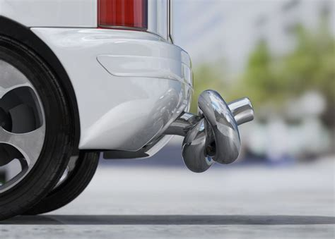 Why Is My Car Smoking From The Exhaust Pipe?