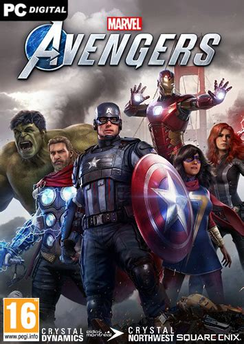Marvel's Avengers - Deluxe Edition v 1.3.3 (2020) PC | CPY ...